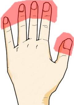 爪の白点・黒点を見る際の基礎知識